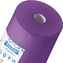 Духи, Парфюмерия, косметика Простыни из спанбонда, в рулонах 0,8х500 м., фиолетовые - Doily