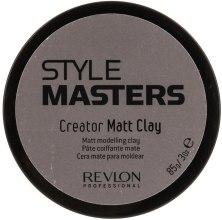 Парфумерія, косметика Глина моделююча - Revlon Professional Style Masters Creator Matt Clay