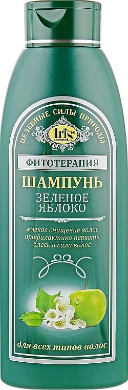 """Шампунь для всех типов волос """"Зеленое яблоко"""" - Iris Cosmetic"""