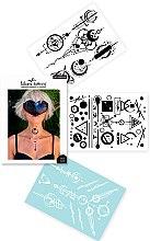 Духи, Парфюмерия, косметика Набор переводных тату - Miami Tattoos Neo Symbolizm by Neiz Vesten
