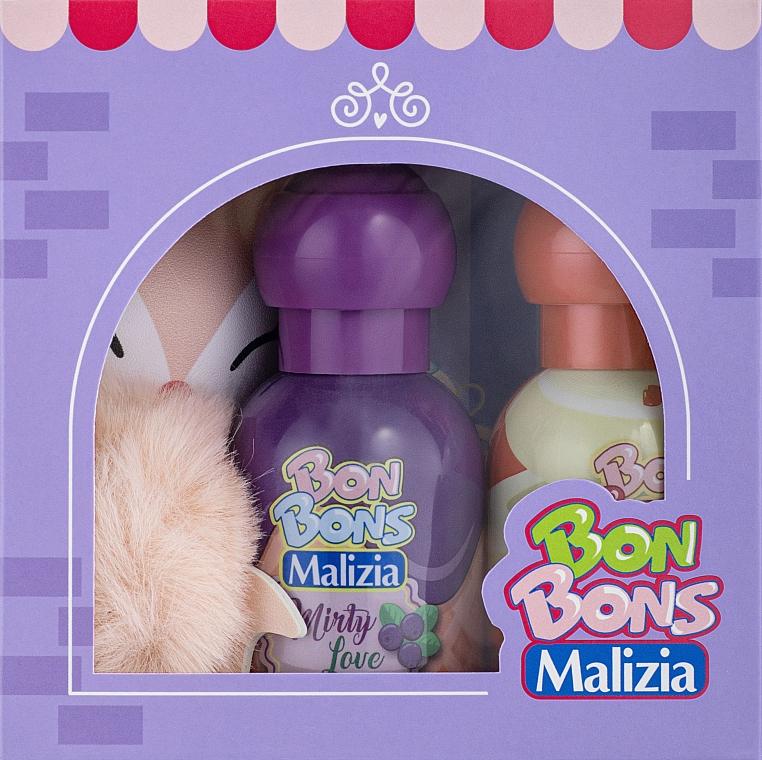 Malizia Bon Bons - Набор (edt/2x50ml+accessories)