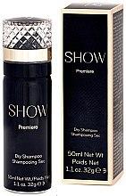 Духи, Парфюмерия, косметика Сухой шампунь для волос - Show Beauty Travel Dry Shampoo
