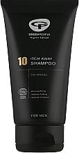 Духи, Парфюмерия, косметика 10 Шампунь для мужчин - Green People 10 Itch Away Shampoo