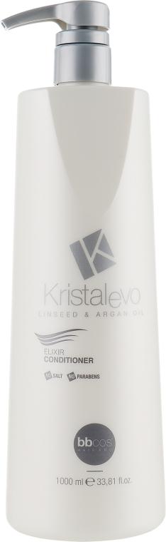 Эликсир-кондиционер для волос - Bbcos Kristal Evo Elixir Conditioner
