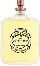Духи, Парфюмерия, косметика Evaflor Whisky - Туалетная вода (тестер без крышечки)