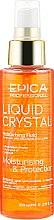 Духи, Парфюмерия, косметика Флюид для увлажнения и защиты сухих волос с маслом макадамии и лецитином - Epica Professional Liquid Crystal Moisturising Fluid