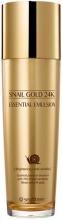 Духи, Парфюмерия, косметика РАСПРОДАЖА Эмульсия омолаживающая с 24K золотом и экстрактом улитки - SeaNtree Snail Gold 24K Essential Emulsion