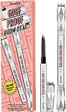 Духи, Парфюмерия, косметика Набор для бровей - Benefit Cosmetics Goof Proof Brow Deal Eyebrow Set