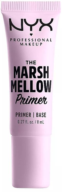Праймер для лица - NYX Professional Makeup Marshmellow Smoothing Primer (мини)