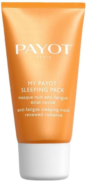 Ночная маска против усталости кожи - Payot My Payot Sleeping Pack