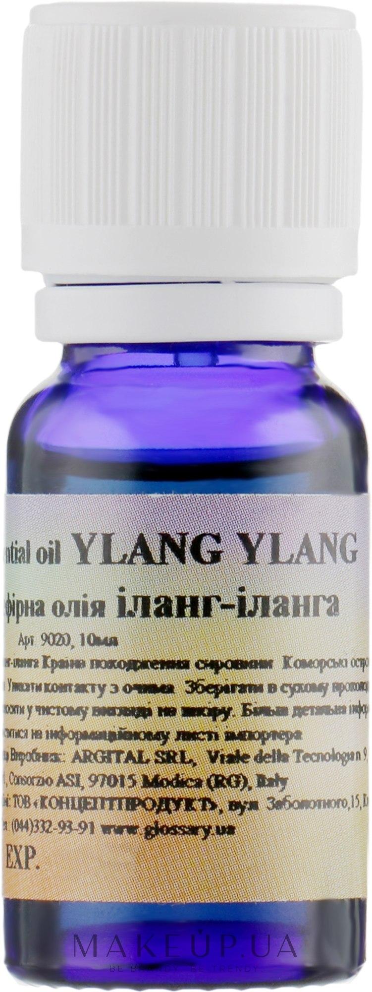 Ефірне масло Іланг-ілангу - Argital Pure Essential Oil Ylang-ylang — фото 10ml