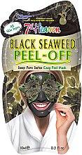 "Духи, Парфюмерия, косметика Маска-пленка для лица ""Черные водоросли"" - 7th Heaven Black Seaweed Peel Off Mask"