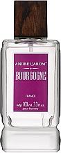 Духи, Парфюмерия, косметика Andre L`Arom Bourgogne - Парфюмированная вода (тестер с крышечкой)