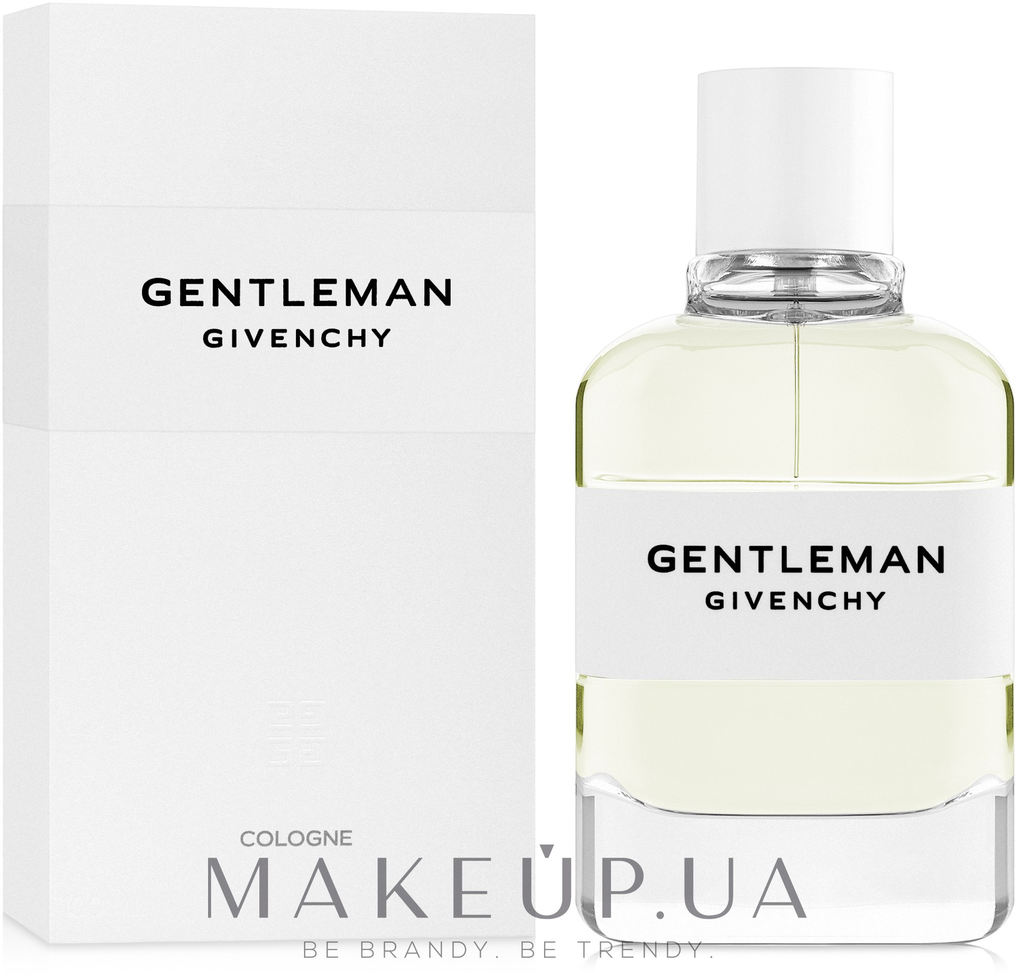 Givenchy Gentleman Cologne - Одеколон — фото 50ml