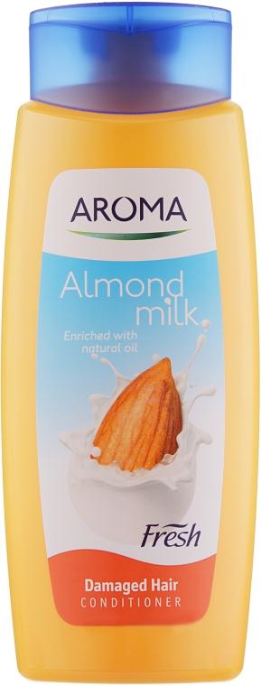 """Кондиционер """"Миндаль-молоко"""" - Aroma Fresh Conditioner """"Almond Milk"""""""