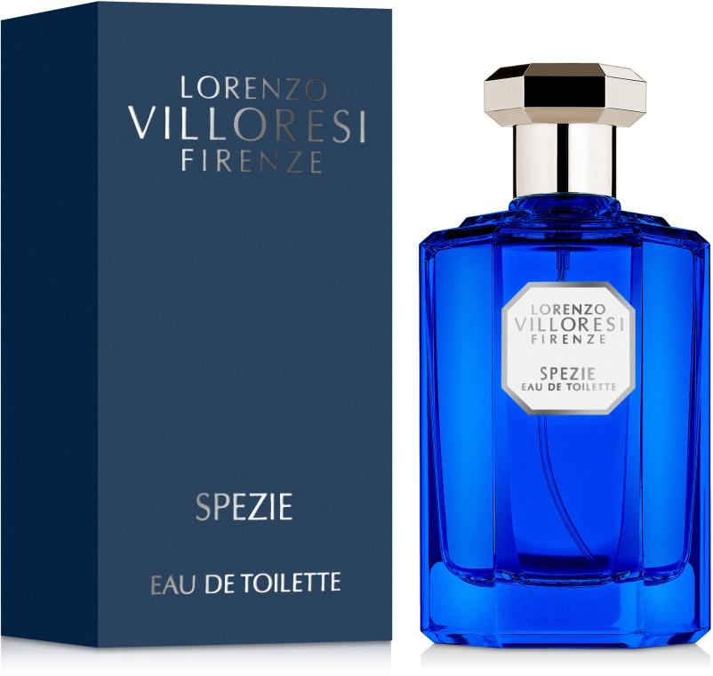 Lorenzo Villoresi Spezie - Туалетна вода — фото N2