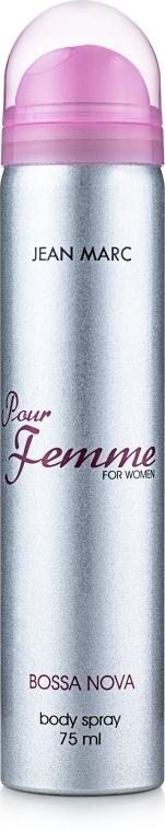 Jean Marc Bossa Nova Pour Femme - Дезодорант