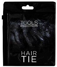 Духи, Парфюмерия, косметика Резинка для волос велюровая, черная - Gabriella Salvete Hair Tie