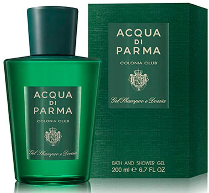 Acqua Di Parma Colonia Club Hair & Shower Gel - Гель для душа для волос и тела