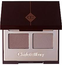Духи, Парфюмерия, косметика УЦЕНКА Палетка теней - Charlotte Tilbury Luxury Palette Colour-Coded Eye Shadow *