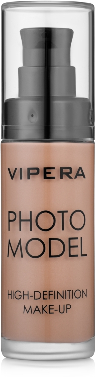 Тональный крем - Vipera Photo Model High-Definition Make-Up