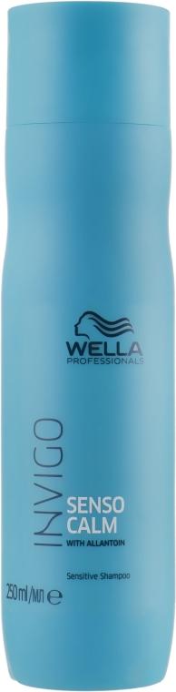 Шампунь для чувствительной кожи головы - Wella Professionals Invigo Balance Senso Calm Sensitive Shampoo