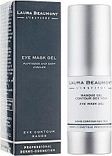Духи, Парфюмерия, косметика Маска-гель вокруг глаз «Мгновенный результат» - Laura Beaumont Eye Mask Gel