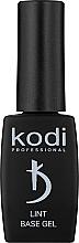 Духи, Парфюмерия, косметика Базовое покрытие для гель лака - Kodi professional Lint Base Gel