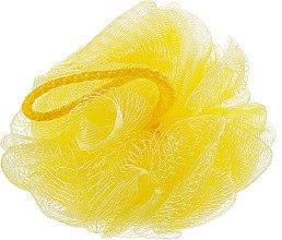 """Губка банная сетчатая """"Bant"""", желтая + салатовая + желтая - Акватория — фото N2"""