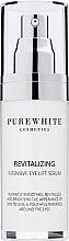 Духи, Парфюмерия, косметика Сыворотка для лифтинга глаз - Pure White Cosmetics Revitalizing Intensive Eye Lift Serum
