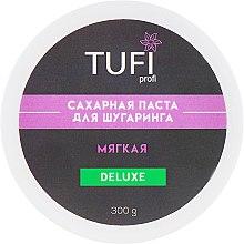 "Парфумерія, косметика Цукрова паста для шугарінга ""М'яка"" - Tufi Profi Deluxe"