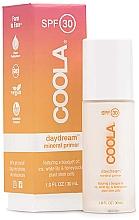 Духи, Парфюмерия, косметика Праймер для лица под макияж - Coola Daydream Mineral Primer SPF30