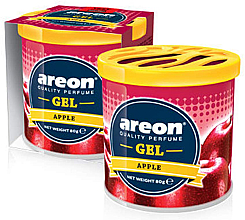 """Духи, Парфюмерия, косметика Гель-консерва """"Яблоко"""" - Areon Gel Can Apple"""