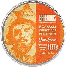 Парфумерія, косметика Бальзам для бороди - Barbados Pirates Beard Balm John Coxon