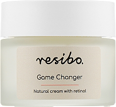 Духи, Парфюмерия, косметика Крем для лица с ретинолом - Resibo Came Changer Cream With Retinol