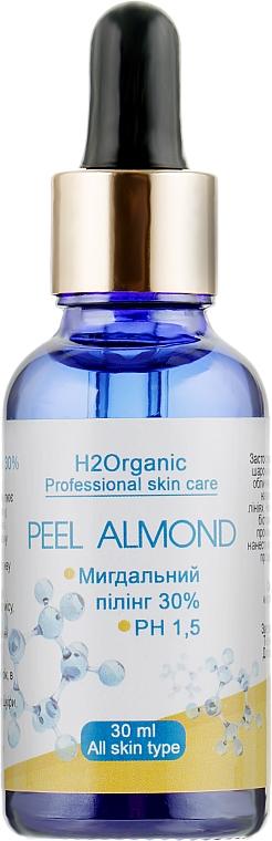 """Пилинг """"Миндальный"""" 30% - H2Organic Almond Peeling"""
