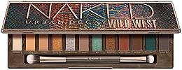 Духи, Парфюмерия, косметика Палетка теней для век - Urban Decay Wild West Naked Palette