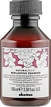Ущільнюючий шампунь - Davines Replumping Shampoo — фото N1