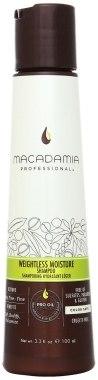 Шампунь увлажняющий для тонких волос - Macadamia Professional Weightless Moisture Shampoo
