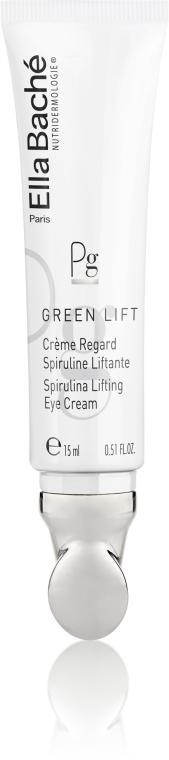 Зелений ліфтинг-догляд за контуром очей - Ella Bache Spirulines Green-Lift Regard Eyes — фото N3