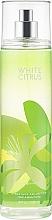Духи, Парфюмерия, косметика Парфюмированный спрей для тела - Bath and Body Works White Citrus