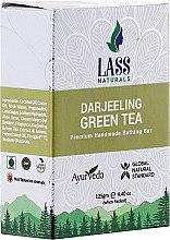 """Духи, Парфюмерия, косметика Мыло ручной работы """"Зеленый чай"""" - Lass Naturals Darjeeling Green Tea Soap"""