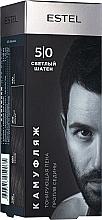 Парфумерія, косметика Набір для камуфляжу волосся - Estel Alpha Homme