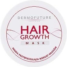 Духи, Парфюмерия, косметика Маска для стимуляции роста волос - Dermo Future Hair Growth Mask