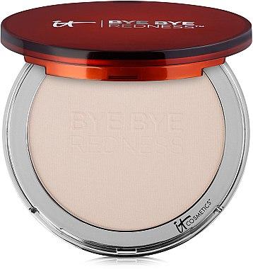 Пудра для лица против покраснений - It Cosmetics Bye Bye Redness Erasing Correcting Powder