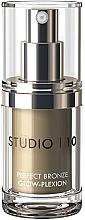 Духи, Парфюмерия, косметика Универсальный бронзирующий флюид - Studio 10 Perfect Bronze Glow-Plexion
