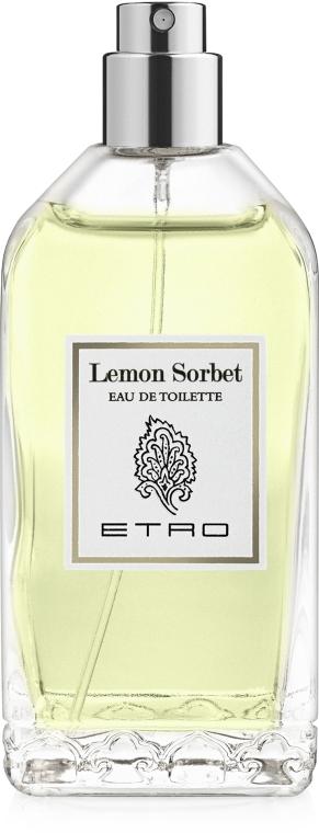 Etro Lemon Sorbet Eau De Toilette - Туалетная вода (тестер без крышечки)