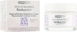 Духи, Парфюмерия, косметика Дневной крем-уход для лица - Redupetin Pharmatheiss Cosmetics