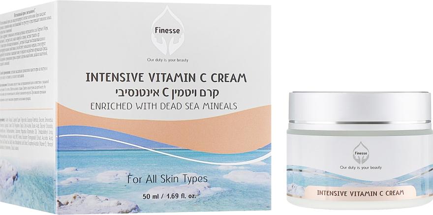 Интенсивный крем с витамином С - Finesse Intensive Vitamin C Cream