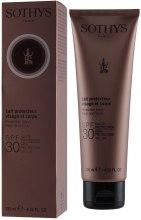 Духи, Парфюмерия, косметика Крем для кожи лица и тела - Sothys Sun Sensitive Areas Hing Protection Care SPF 30